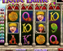 Notre Dame Video Slot Progressive Jackpot at Sky Vegas Approaches £245K