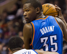 Oklahoma City Thunder vs New Orleans Hornets Betting Odds