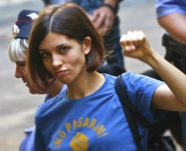 One Member of Pussy Riot Released from Jail