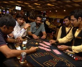 Pass Monsoon Season in India's Finest Casinos