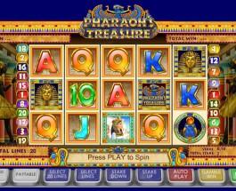 Pharaoh's Treasure Video Slot Review