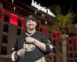 Phil Hellmuth Makes 100th WSOP Cash