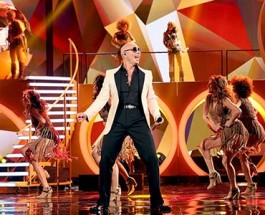 Pitbull and JLo to Record World Cup Anthem