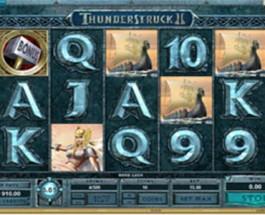 Play Thunderstuck II Free at Royal Vegas Online Casino
