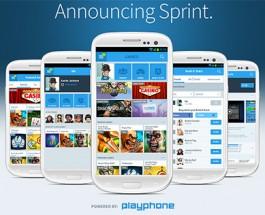 PlayPhone Announces Sprint Partnership