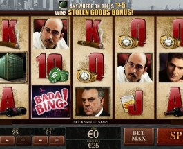 Playtech Launches Sopranos Slot Game