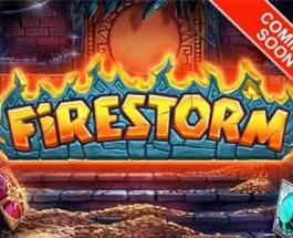 Plumbee Releases Firestorm Slots