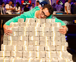 Poker Players Winnings Begin to Rival Sports Stars