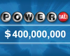 Powerball Jackpot Reaches $400 Million
