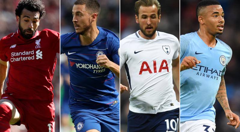 The Premier League's Top Strikers of 2018/19
