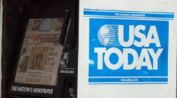 Prisoner Prevented from Suing USA Today over Gambling Odds
