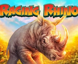Raging Rhino Slot Released From WMS Games