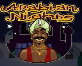 Arabian Nights Slot Offers €1 Million Jackpot