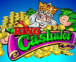 King Cashalot Slot Offers £400K Jackpot