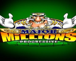 Major Millions Offers Mega $636,235 Progressive Jackpot