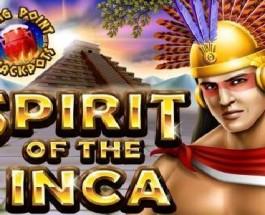 Spirit of the Inca Grand Jackpot Reaches $283,000