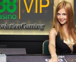 Record Growth for Evolution Gaming Live Dealer Studio