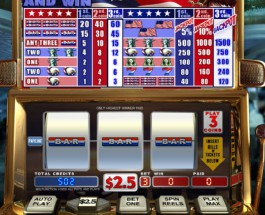 Intertops Classic Casino Red White & Win Slot Jackpot Exceeds $70K