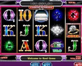 Reel Gems Video Slots at Betfair Casino Offers £48K