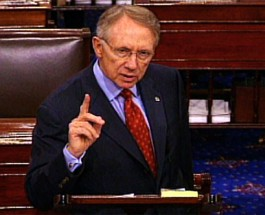 Reid May Try New Federal Online Poker Bill