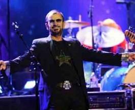 Ringo Starr Meets Mystery Beatles Fans in Vegas