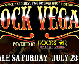 Rocking Vegas With an Affordable Weekend Rock Festival