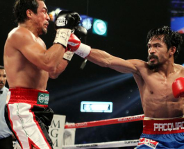 Romney Pass His Luck to Manny Pacquiao