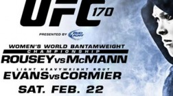 Rousey vs McMann UFC170 Betting Preview