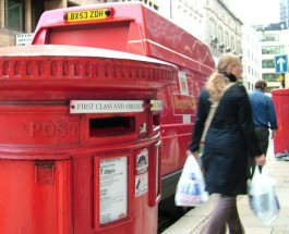Royal Mail (RMG) Share Price London Stock Exchange October 26