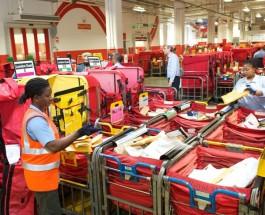 Royal Mail (RMG) Share Price LSE Monday 3 November 2014