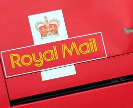 Royal Mail (RMG) Share Price London Stock Exchange October 31