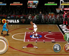 NBA Jam Android is the Cure for your NBA Blues