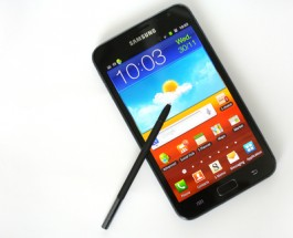 Samsung May Announce Galaxy Note II This Month