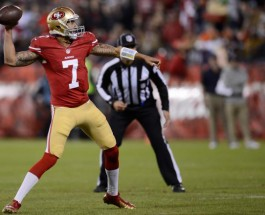 San Francisco 49ers vs St Louis Rams Betting Odds