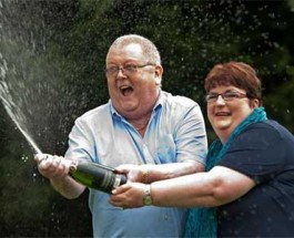 Scottish Football Club Hits Lottery Jackpot