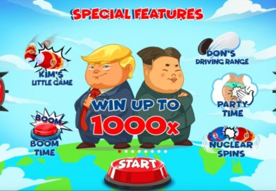 Discover Rocket Men Slots and More Games Just Released