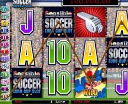 £160K Sensible Soccer Euro Cup Jackpot Available at Sky Vegas