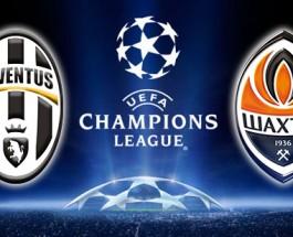 Shakhtar Donetsk vs Juventus Betting Odds