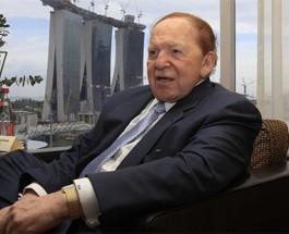 Sheldon Adelson Angers Online Gambling Community