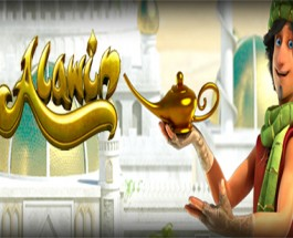 Sheriff Gaming Launches Aladdin Themed 3D Slot Game