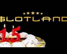 Slotland Celebrates 15 Years with Player Bonuses