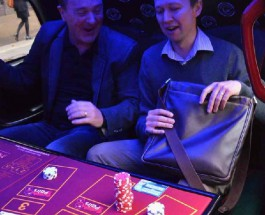 World's Smallest Casino Launched in Black Cab