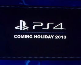 Sony to Reveal PlayStation 4