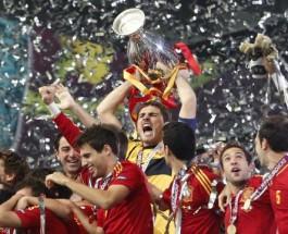 Spain wallops Italy 4-0 in Euro 2012 Final