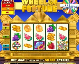 Spin the Wheel of Fortune at your Favourite Online Casino!