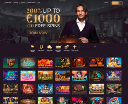 Win Big at Three New Top Online Casinos