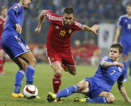 Euro 2016 Qualifiers Results and Highlights for October 13