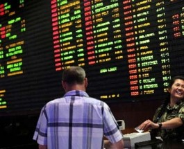 Sports Fans Smash Superbowl Betting Records