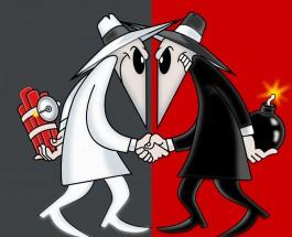 WMS Gaming's Spy vs Spy Slot Machine Offers Progressive Wins