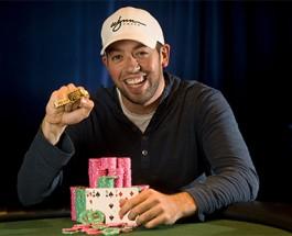 Steve Gross Wins First WSOP Bracelet